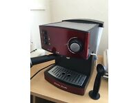 Coffee/Capuchino Maker in very good condition, 9 months old.