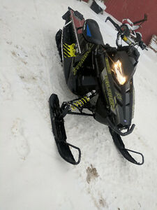 Polaris switchback assualt