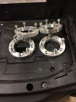 Can-Am wheels spacers