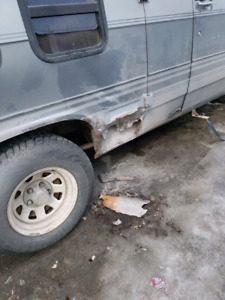 Any kind of rust repair you need done