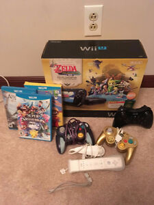 $300 WEEKEND SPECIAL! Nintendo Wii U Deluxe Set *limited Edition