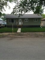 New 3 Bedroom Bungalow Melfort 210 Crawford Ave.