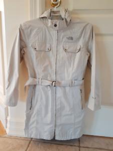 Manteau pour fille gr. large North Face Hyvent imperméable