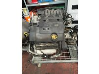 Rover 2.5 v6 180bhp engine complete win gearbox