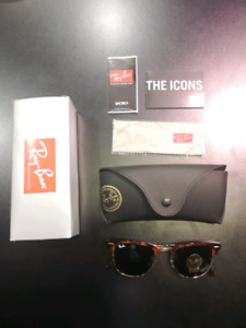 Ray ban clubmaster - brand new
