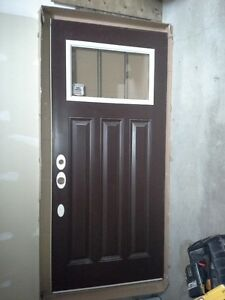Exterior door local deals on windows doors trim in alberta kijiji classifieds Exterior doors installation calgary