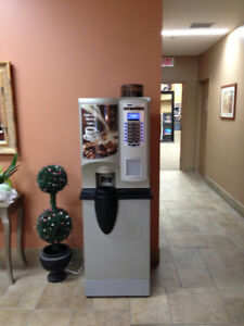 Gourmet Coffee Vending Machine Hamilton
