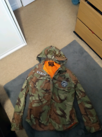 Superdry Men's military jacket
