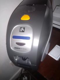 Card Printer Zebra zxp series 3