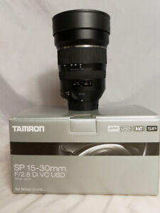 Tamron SP 15-30mm f/2.8 Di VC USD for Nikon