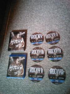 Rocky Blu-ray Set