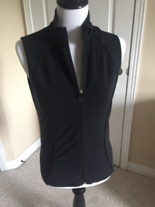 Lulu Lemon Zip front Vest