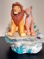 Boite à music Disney Lion King Simba & Nala Music Box