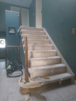STAIRS AND FLOORS!