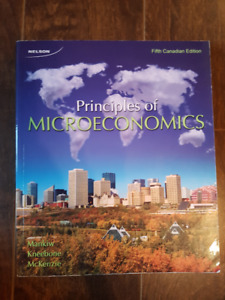 Principles of Microeconomics 5th Edition By Gregory Mankiw