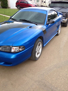 For Sale or Trade 1998 Ford Mustang GT