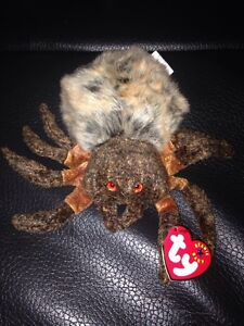 Hairy beanie baby still with tags price firm London Ontario image 1