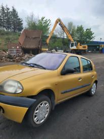 Scrap cars Van's 4x4 pickups wanted 123
