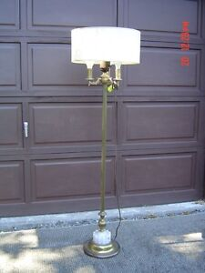 Anitque floor Lamp 1950's