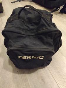 Teknic motorcycle tail bag