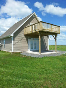 Beautiful All Seasons OCEANFRONT Home / Cottage on Brule Shore