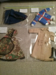 Vintage 70's Sindy Doll Clothes
