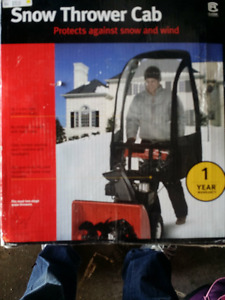 """Sears Craftsman 24"""" Snow blower/thrower with Accessories"""