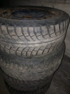 Winter tires 205 55 R16