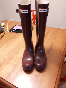 Women's Original Gloss Hunter Boots