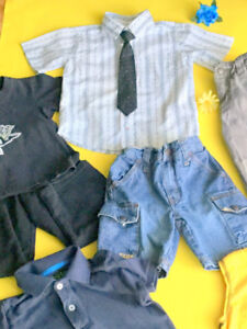 Awesome Lot of 7 Cool Kids (s.3) Clothes Jeans, Dress Shirt, Pan