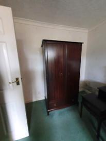 Stag bedroom set