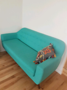 Sofa and TV Stand