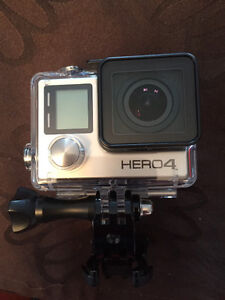 Go Pro Hero 4 and Accessories