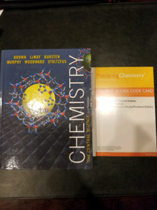 Chemistry the Central Science WITH ONLINE MASTERING CODE