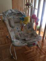 Siège de table bébé