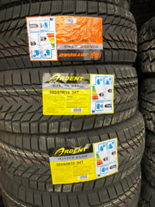 205-65-15 NEW WINTER & ALL SEASON TIRES ON SALE