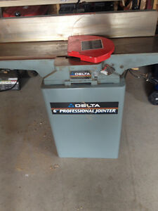 """Jointer - Delta Professional 6"""""""