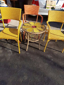 Pier One outdoor chairs