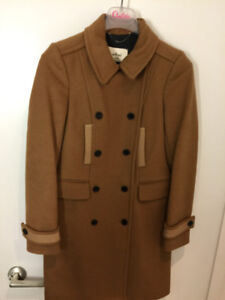 used Wilfred Wool and Cashmere Coat