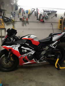 CBR 929 Erion Racing Edition