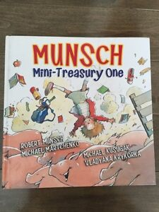 MORE ROBERT MUNSCH books for sale!