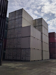 Shipping Containers New & Used