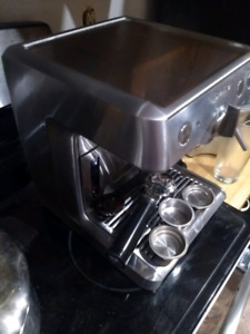 Breville Duo Temp Espresso Machine