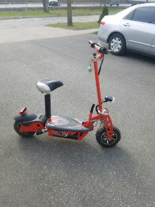 Electric Scooter 48v (45kmph)