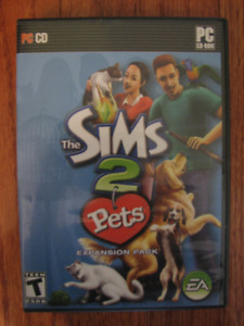 The Sims 2 PC Game with expansion packs $30 for all