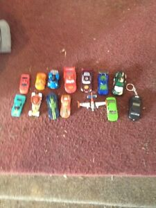 LITTLE TOY CARS(MOSTLY METAL)