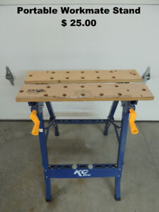 Portable Workmate Stand