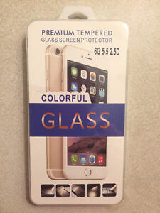 Tempered glass, clear screen protector ON SALE!!!