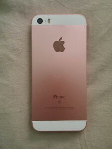 Rose gold Iphone SE for sale!