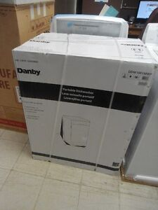 Danby 18 inch portable dish washer